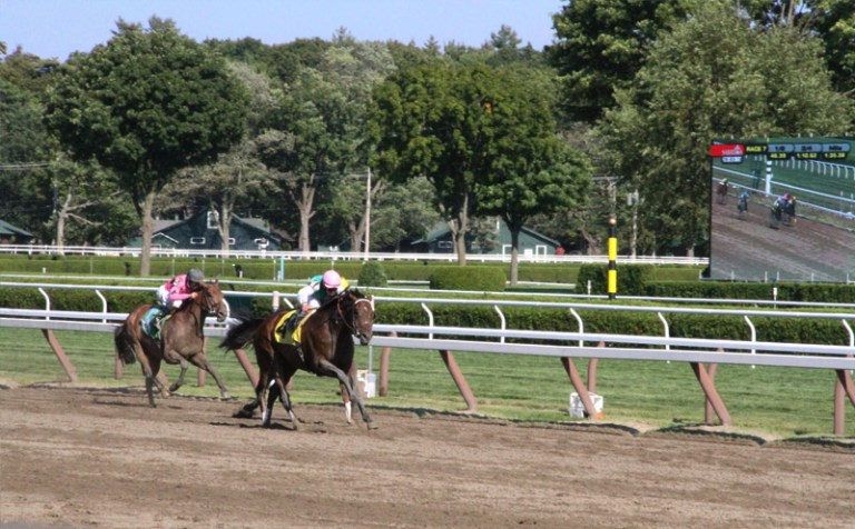 Live Horse Racing Results From Saratoga Race Course