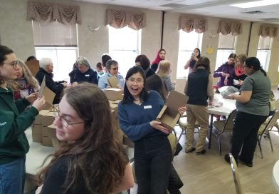 Interfaith Shelters Gift Basket Project