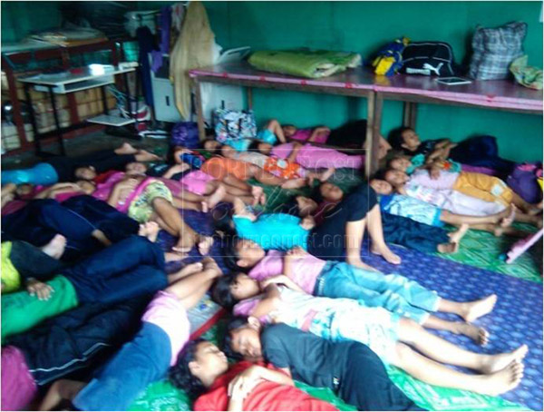 Forced to board in crowded conditions - Sarawak's rural schools are a disgrace
