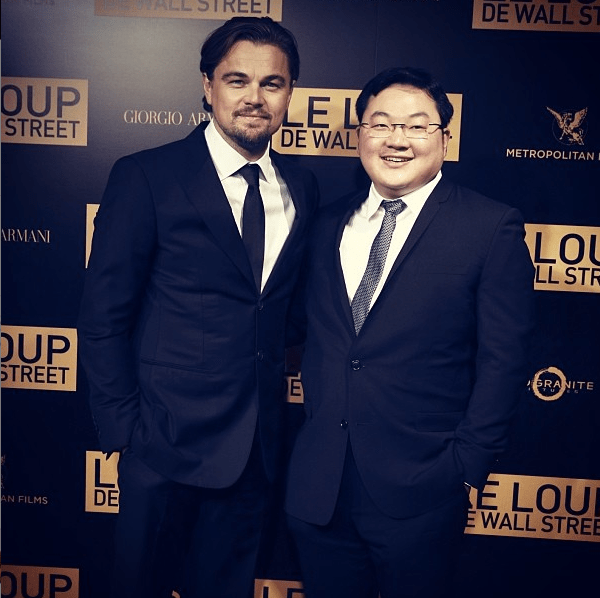Partying in Hollywood has become Jho Low's latest high profile activity - is this part of another private venture