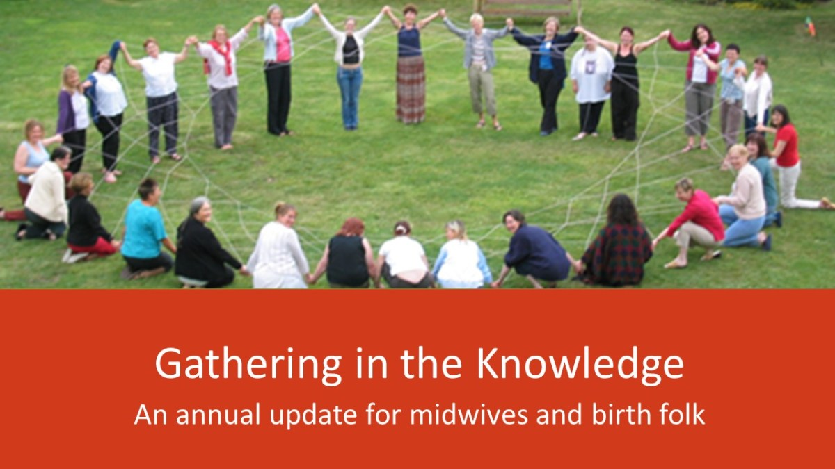 Gathering in the Knowledge - July 2018