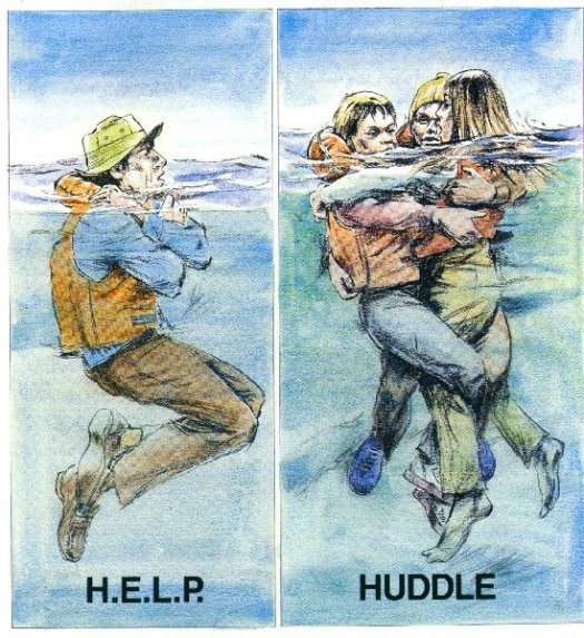 HELP and Huddle Positions