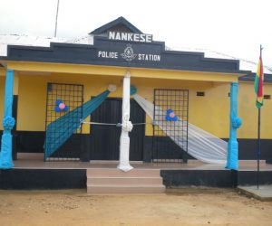 Commissioning of New Police Station at Nankese