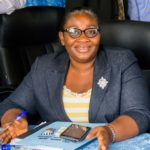 Mrs. Felicity Baah. Microfinance Manager
