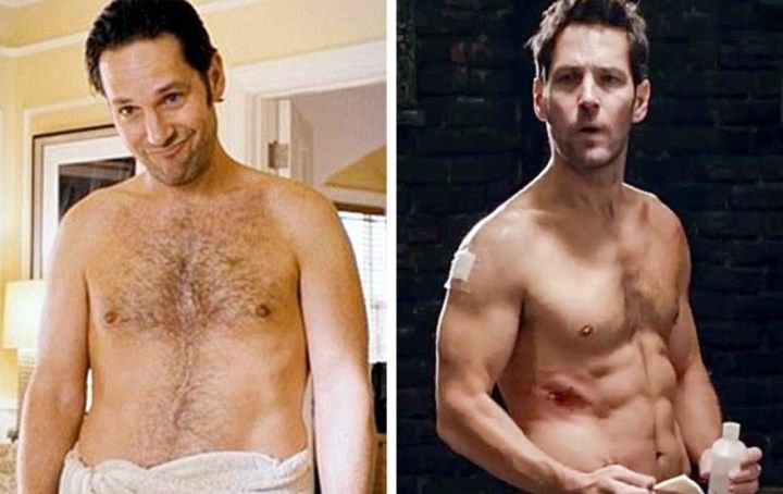 actors with dream body