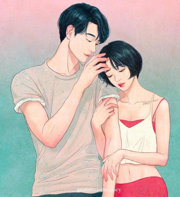 tender illustrations