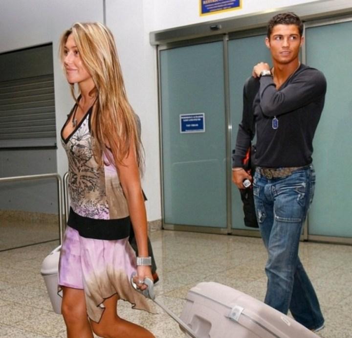 girlfriends of Cristiano Ronaldo