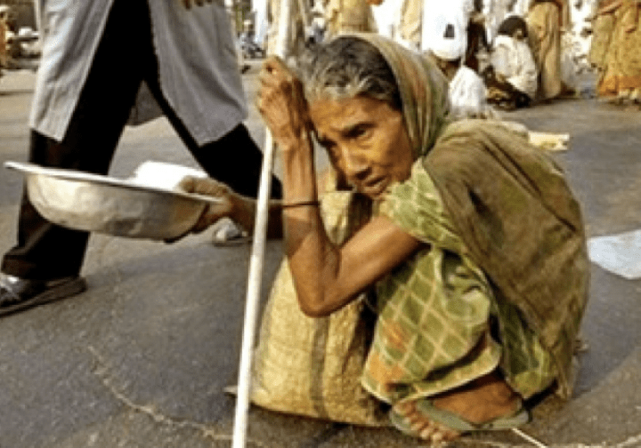 successful Indian Beggars
