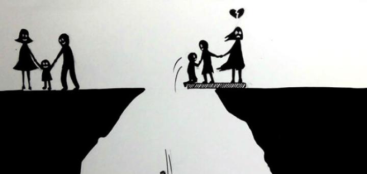 comics on divorce