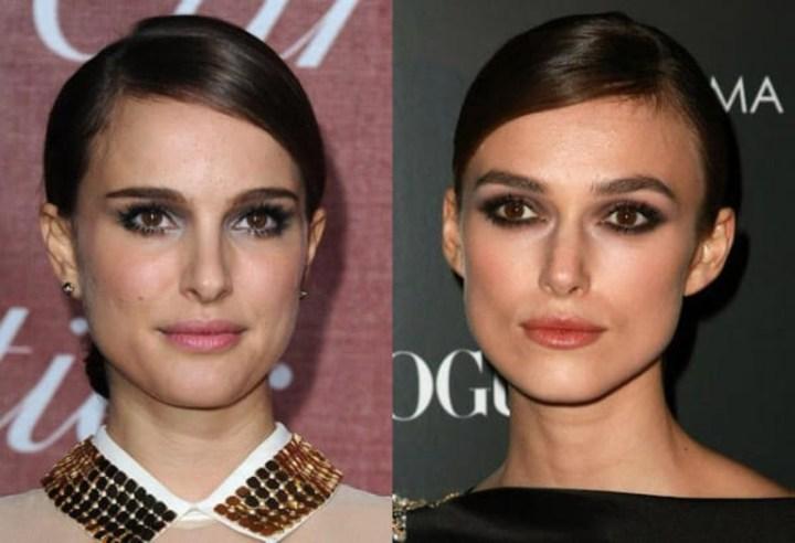 celebrities like identical twins