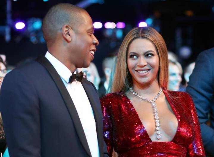 Celebrities in open marriage