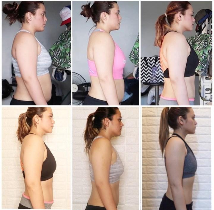 woman lost 30 pounds