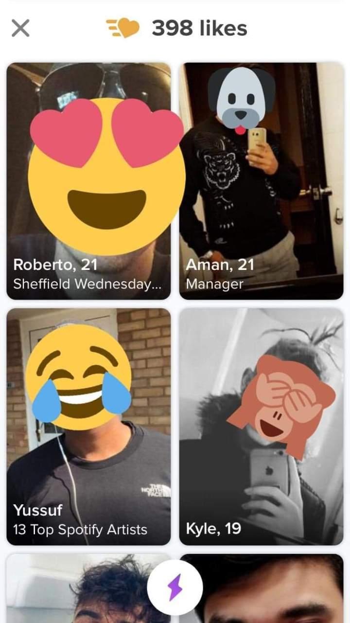 fake profile on Tinder
