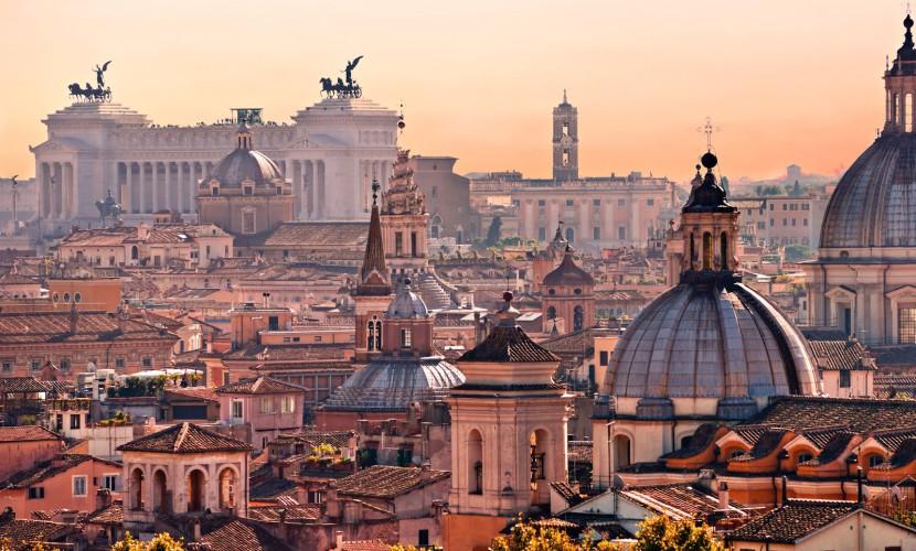 La parola per dirlo: R come Roma (di Giampaolo Cassitta)