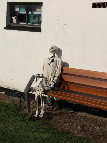 Personaggio del giorno. Lo scheletro romano di Olbia (di Cosimo Filigheddu)
