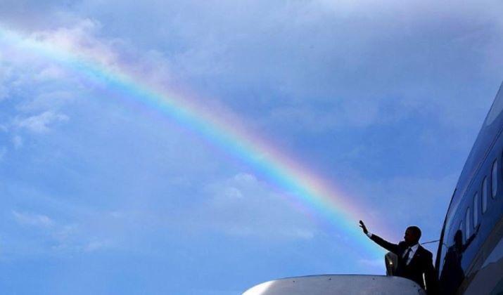 Personaggio del giorno: Obama, 2012 (di Francesco Giorgioni)