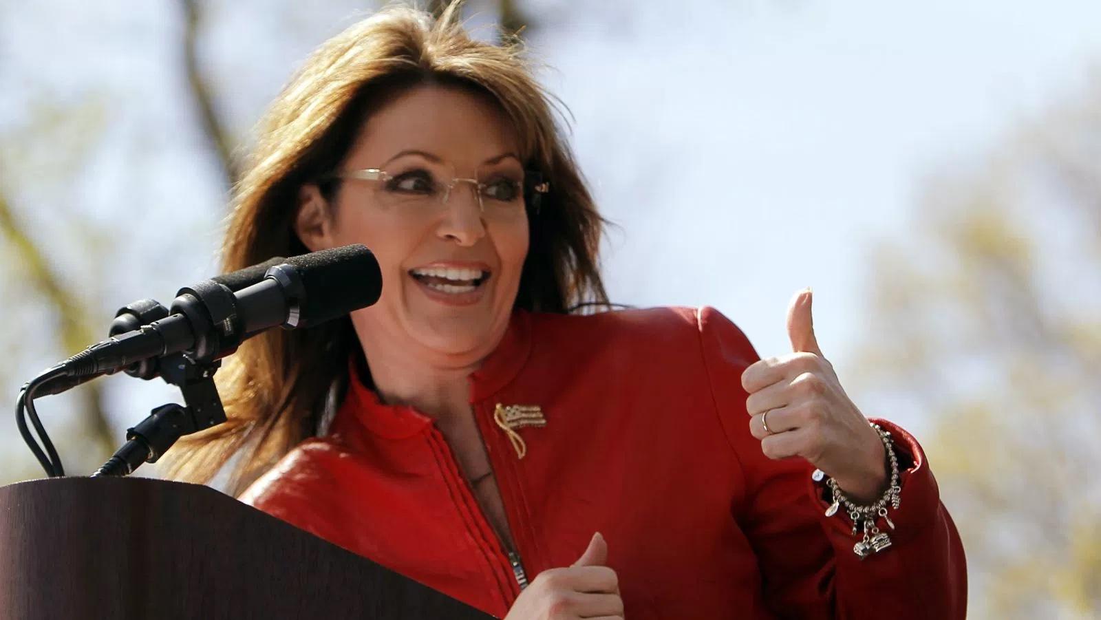 Sarah Palin, cacciatrice di alci (di Francesco Giorgioni)