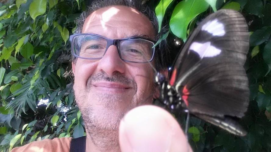 Il Personaggio del Giorno. Maurizio Fadda, il poeta con le mani nella terra. (di Fiorenzo Caterini)