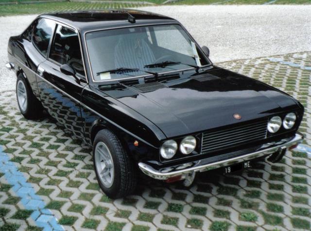 Fiat 128 sport (di Roberto Virdis)