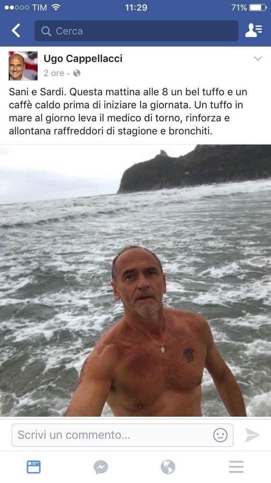 Pigliaru senza voce (di Francesco Giorgioni)