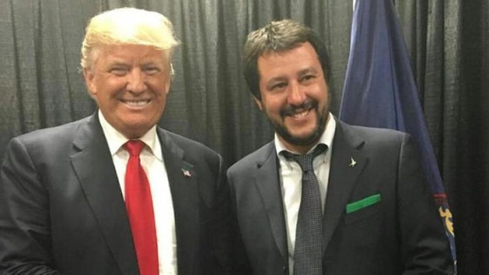 Perché volete dargli l'Italia? (di Cosimo Filigheddu)