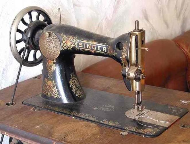 MdT:  21 febbraio 1842, nasce la macchina da cucire (di Alba Rosa Galleri)