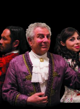 A Porto Torres il Molière siciliano di Guarneri