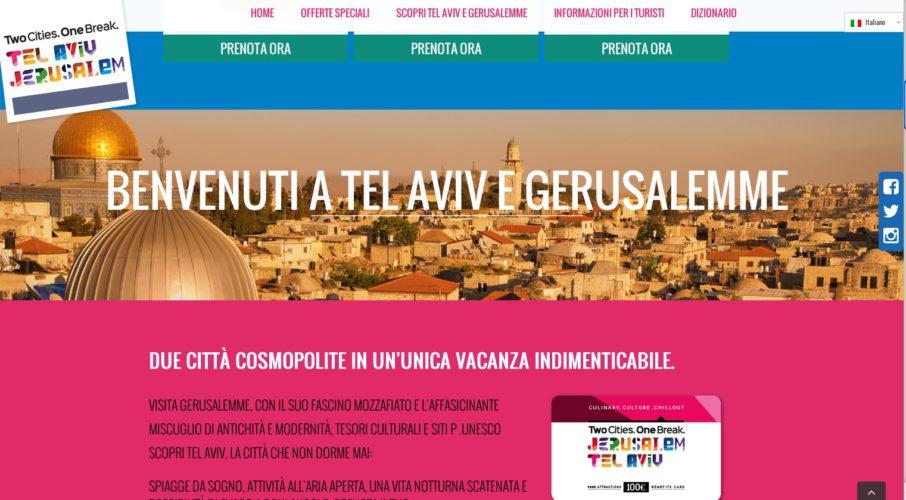 Vacanze in Israele: se Israele chiama, l'Italia risponde (di Maria Dore)