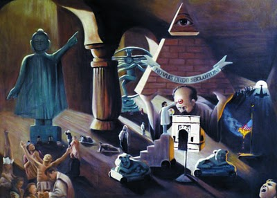 Il vizietto dei complotti (di Giampaolo Cassitta)