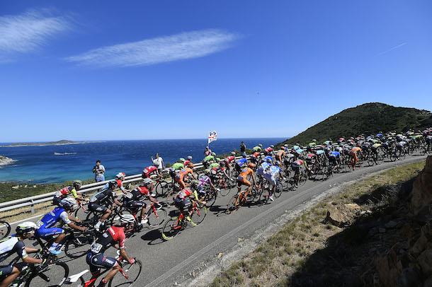 Quelli che il Giro d'Italia in Sardegna non ci faceva nulla (di Giampaolo Cassitta)