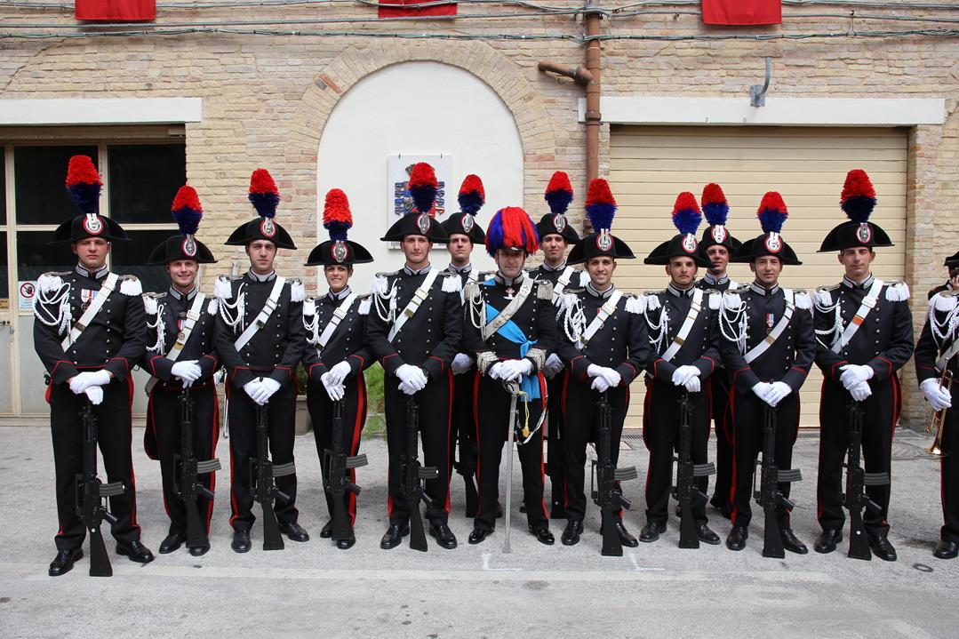 Carabiniere (di Cosimo Filigheddu)