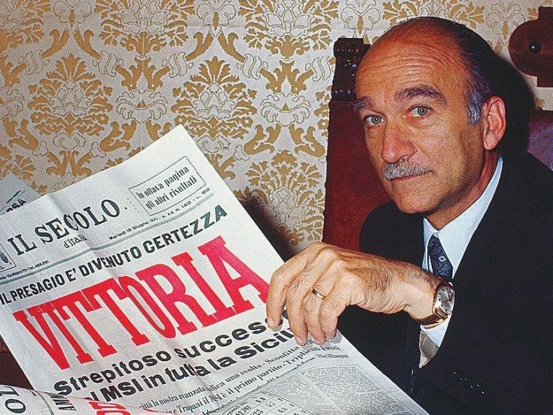 22 maggio 1988, muore Giorgio Almirante (di Francesco Giorgioni)