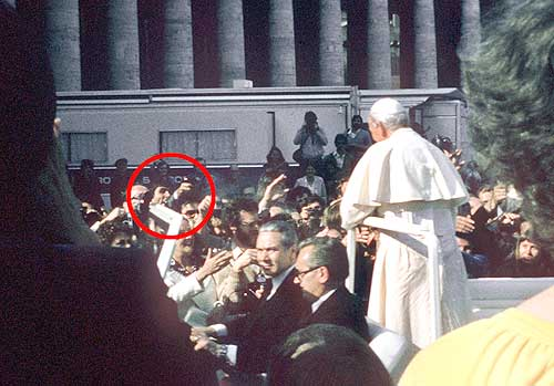 13 maggio 1981, l'attentato al Papa (di Francesco Giorgioni)