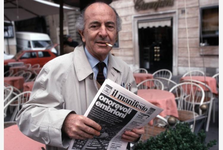 Valentino Parlato: la vita come manifesto (di Giampaolo Cassitta)