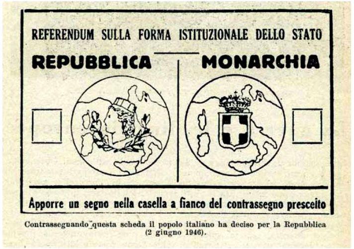 2 giugno '46 in vicolo ***, quartiere Sant'Apollinare (di Cosimo Filigheddu)