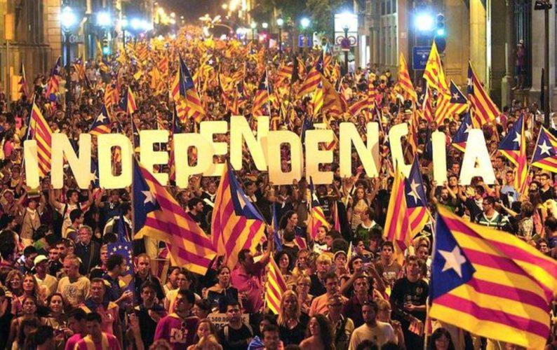 Catalogna: l'incarnazione democratica del fascismo (di Luca Ronchi)