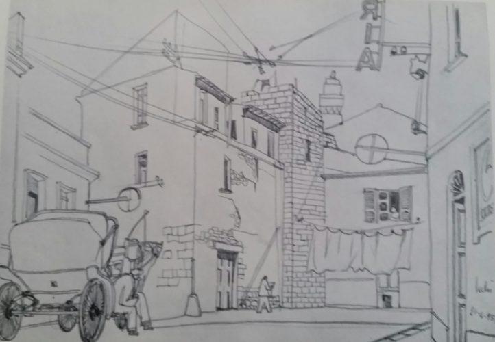 Paura negra nei quartieri vecchi (di Cosimo Filigheddu)