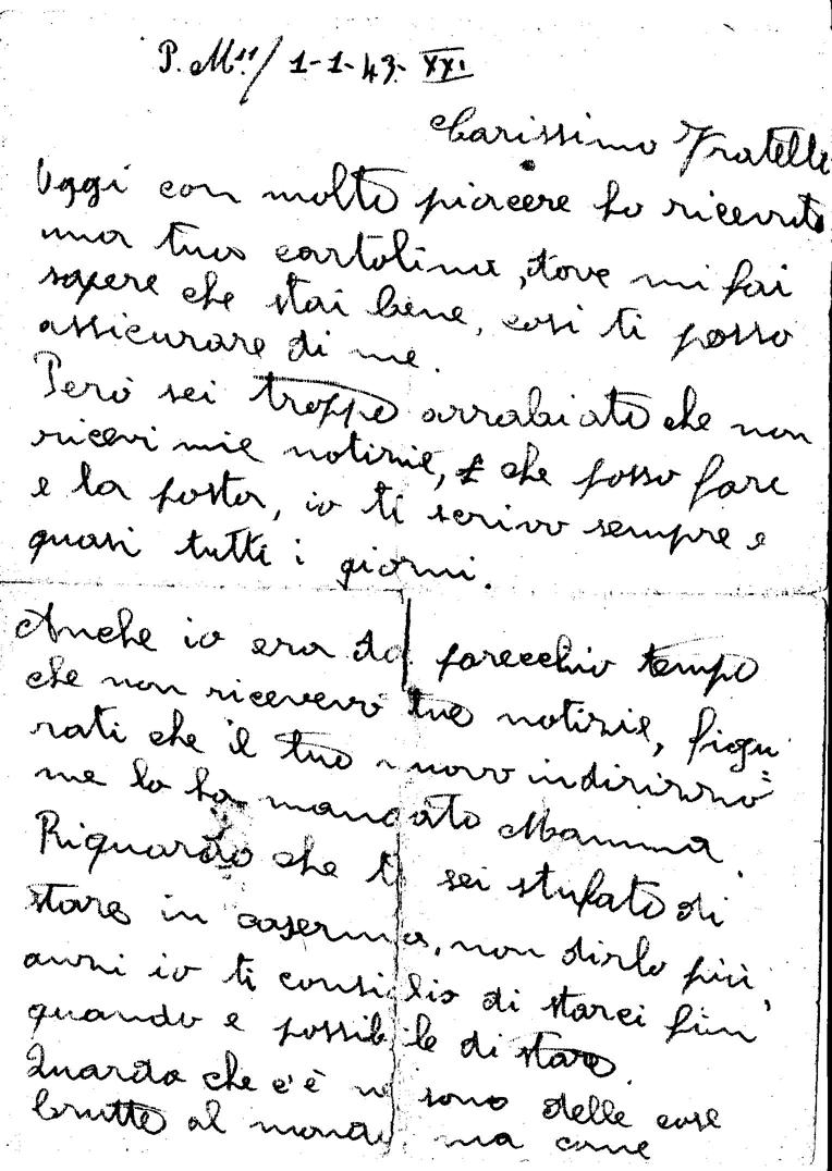 La lettera di Natale (di Francesco Giorgioni)