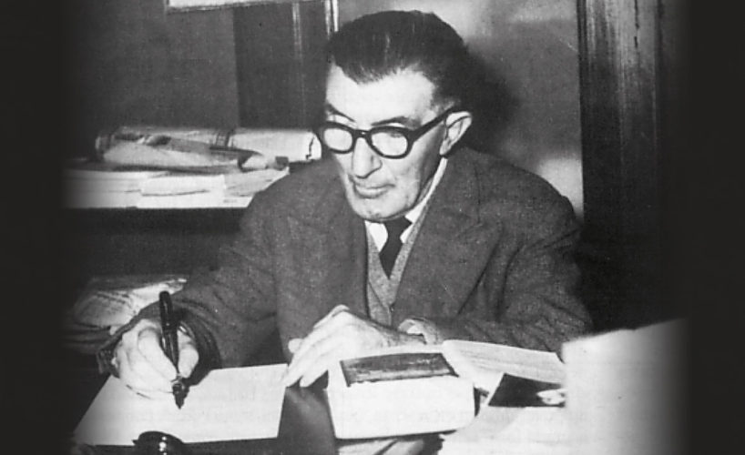 5 gennaio 1895, nasce Salvatore Cambosu. (di Fiorenzo Caterini)