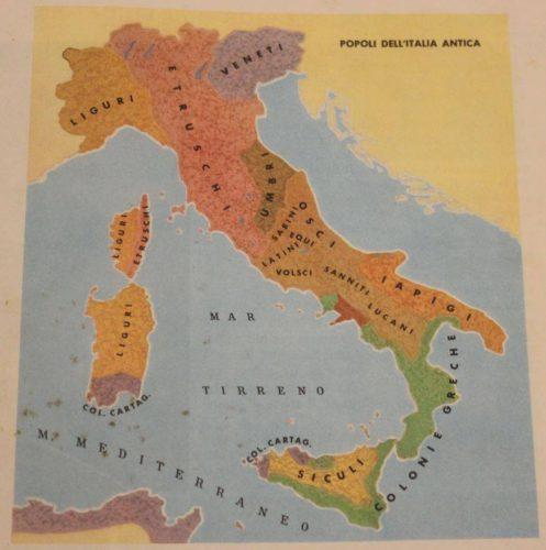 La mitofobia dei sardi organici e integrati. (di Fiorenzo Caterini).