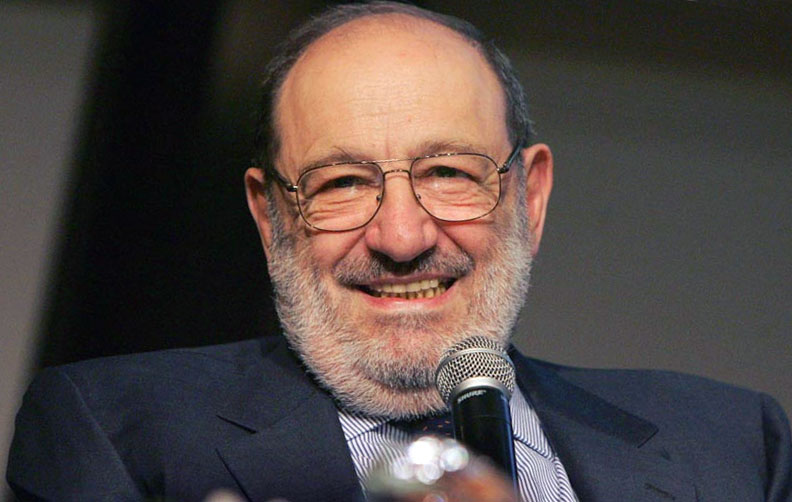19 febbraio 2016: moriva Umberto Eco (di Giampaolo Cassitta)