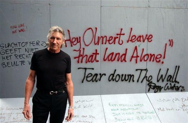 Israele non ascolta i Pink Floyd