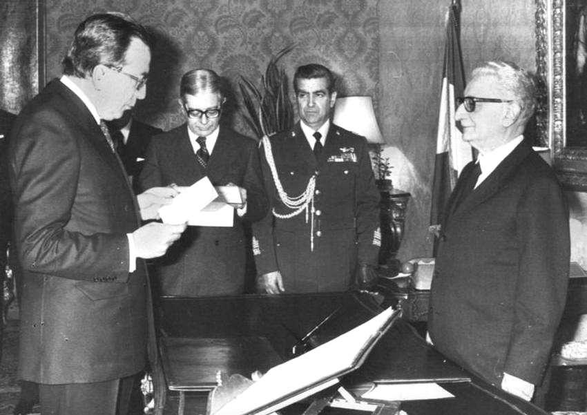 16 maggio 1972: quando i governi si facevano in un mese (di Giampaolo Cassitta)