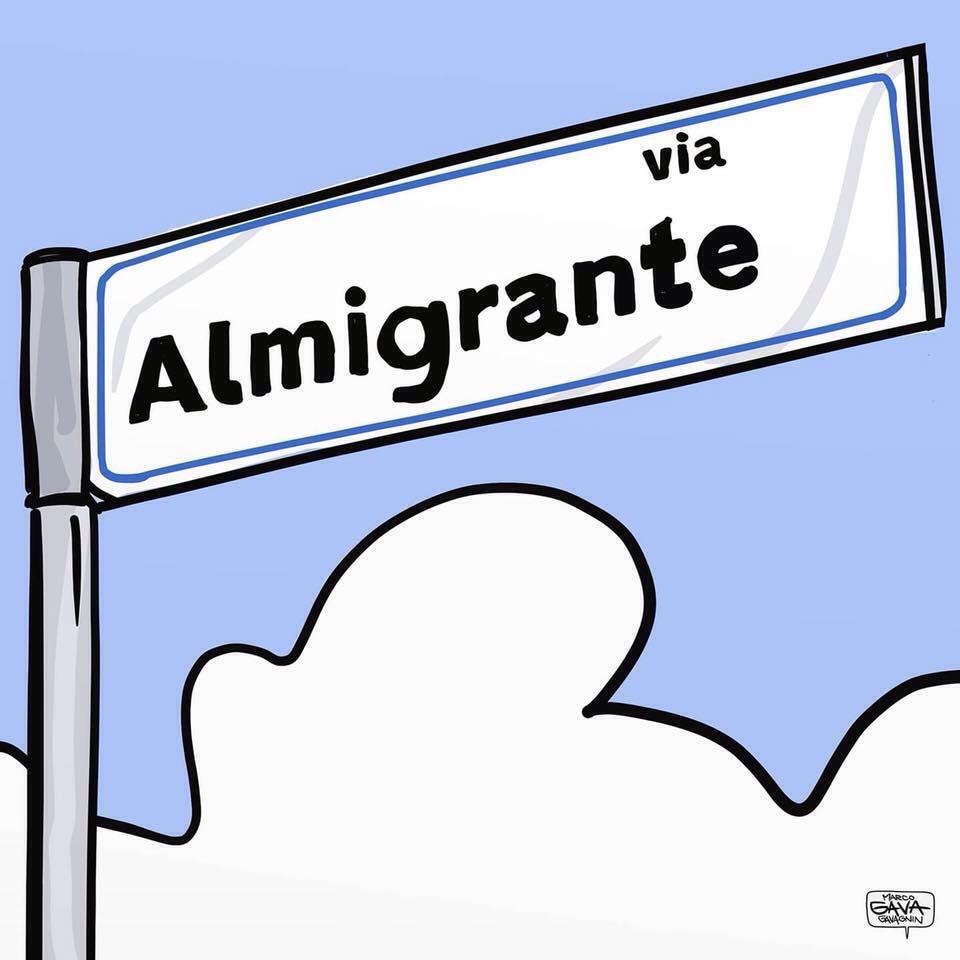 Via Almirante, una pessima idea. (di Giampaolo Cassitta)