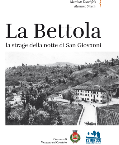 24 giugno 1944: l'eccidio della Bettola. (di Giampaolo Cassitta)