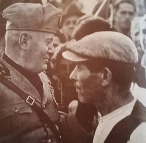 Il giugno sardo di Mussolini (di Cosimo Filigheddu)