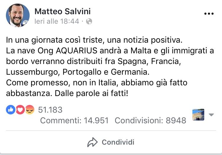 La mistica del senso comune (di Francesco Giorgioni)
