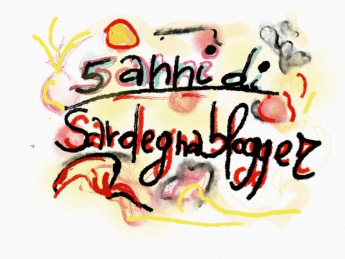 Cinque anni di sardegnablogger: illustrare un lustro.