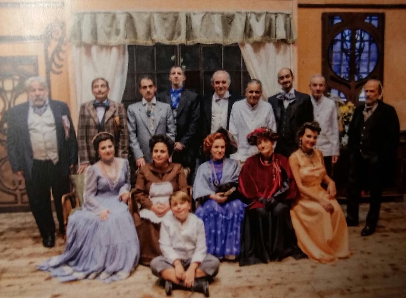 Festival del teatro a Porto Torres (di Cosimo Filigheddu)