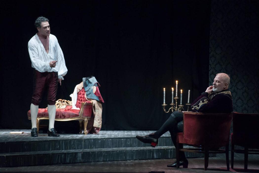 Il veleno del teatro (di Mario Lubino)